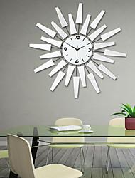 la mode créative et moderne salon luxueux horloge murale