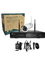 CCTV DRV KIT ( 4 Canais , 1 Canal ) - para Câmera Bullet - Quarto do Bebê/Porta de Entrada/Garagem