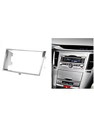 fascia radio de voiture pour Subaru Legacy Outback dvd kit d'installation de planche de bord cd stéréo garniture