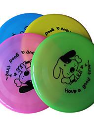 Frisbees Plastique
