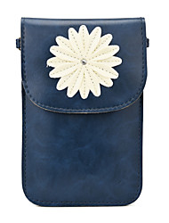 WEST BIKING® Ms Sweet Little Daisy Flowers Can Touch Screen Mobile Phone Bag Bag Diagonal Package
