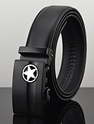 Basil Men's High-grade  Business & Leisure Leather Belt