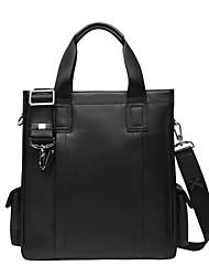 moda x.bnj cuero genuino de la vendimia de la alta calidad para los hombres ol maletines de diseño único mensajero originales