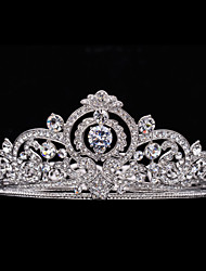 Neoglory Jewelry Vintage Crowns Birthday Tiara Bridal Hair Accessories Women Wedding Hair Jewelry Headpeice