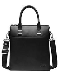 x.bnj bolsa de negocios bolsas de un solo hombro dividir de cuero para los hombres ol maletines de diseño único mensajero originales