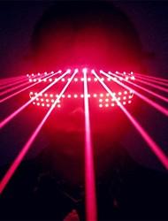партийной принадлежности украшения Glassess 532 80mw красный светодиод очки красный лазер очки лазерной событие перчатки