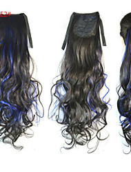 The New Color Hair Aail Of A Horse Highlights The Black Sapphire Blue