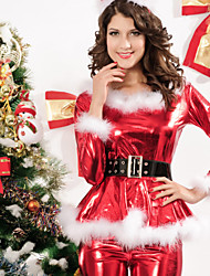 - Santa Anzüge - für Frau - N/A - mit Top/Gürtel
