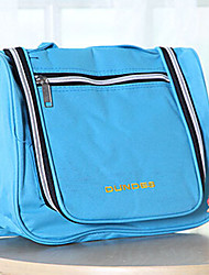 Women 's Nylon Casual Cosmetic Bag - Multi-color