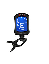 Guitar Tuner AROMA AT-355 Guitar, Bass, Ukulele, Violin and Viola
