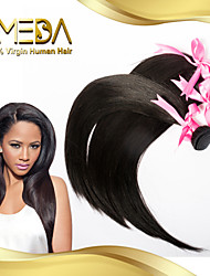 3Pcs/Lot Brazilian Virgin Hair Straight 100% Human Hair Extension Prom Queen Hair Products Brazilian Hair Weave Bundles
