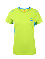 T-shirtSki/Camping & Randonnée/Taekwondo/Chasse/Pêche/Escalade/Fitness/Courses/Sport de