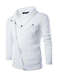 Men's Long Sleeve Hoodie & Sweatshirt , Others Pure
