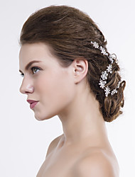 Women Alloy Head Chain With Rhinestone Wedding/Party Headpiece