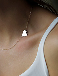 Vintage/Casual Alloy Pendant Necklace