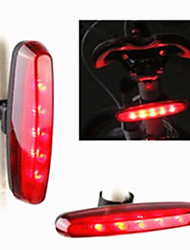 Bike Lights / LED Light Bulbs / Rear Bike Light LED / Laser - Cycling Color-Changing / Warning 400 Lumens USB Cycling/Bike