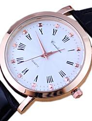 quadrante dell'orologio numeri romani rotonda delle donne