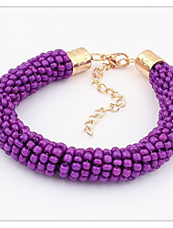 May Polly Fashion beads handmade bracelet cylinder