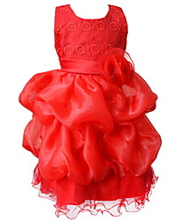 BHL Retail Or Wholesale Kids Girl Pageant Dress Ball Gown Princess Wedding Party Dress For Girl SZ 2-8 Y Evening Dresses