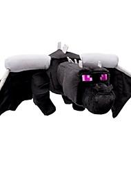 Poupées en peluche - Peluches - Noir - Product Dimensions: 60 X 60 X 3 cm - en Pluche