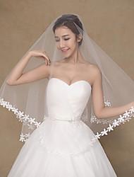 Wedding Veil One-tier Elbow Veils