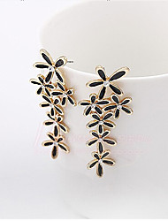 """New Arrival Hot Selling High Quality Rhinestone Flower Earrings"""