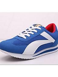 Zapatos de Mujer ( Azul/Rojo Tul/Tejido