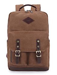 Kaukko New Arrivals Vintage Canvas Backpack Rucksack Satchel Laptop Backpack