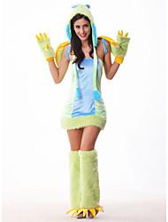 Halloween/Carnival Female Animal Costumes Costumes cosplay Skirt/Gloves/Headwear