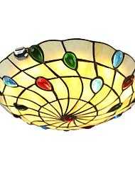 boxomiya® plafonnier de style méditerranéen, 40 cm éclairage de jardin pour enfants