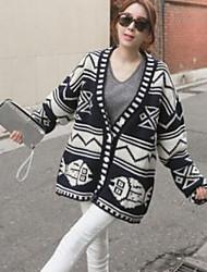Women's Winter Warm Batwing Sleeve Loose Cardigan Sweaters Coat