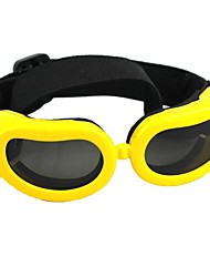 Pet Dog Outdoor Eye Protection Goggles Glasses