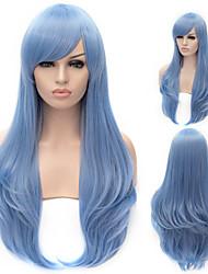 Европейский и американский провод высокого температура высокого качества натуральных волос парик моды девушка необходимо