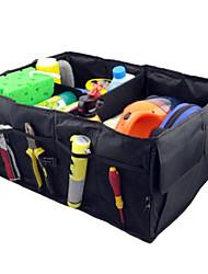 boîte de voiture vendeuses sacs de sac à gants de voiture de voiture de stockage boîtes pliantes tronc de finition