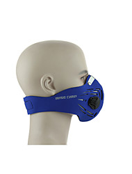 Basecamp Anti Haze PM2.5 Dust Masks Outdoor Riding Protective Masks And Winter Blue/Black/Red BC-591
