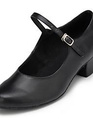 Sapatos de Dança ( Preto ) - Mulheres - Não Personalizável - Moderno