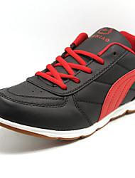Sapatos Masculinos - Sapatos para Esportes - Vermelho - Courino - Para Esporte
