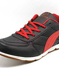 Chaussures Hommes - Sport - Rouge - Similicuir - Chaussures de Sport