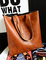 Frauen-PU-Shopper (weitere Farben)