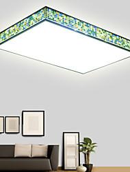 Montage du flux - Contemporain - avec LED - Métal