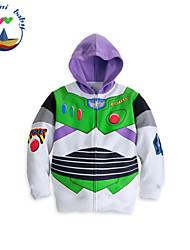 Pull à capuche & Sweatshirt Boy Imprimé Toutes les Saisons Mélange de Coton