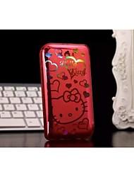 Hello Kitty 8000mAh ночь мульти-мощность банк внешняя батарея для iphone6 / Samsung Примечание 4 и других мобильных устройств