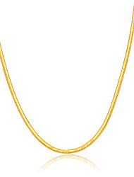 24K gold plating  Jadoku Necklace
