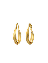 Women's Unique Design 18K Gold Plating Earrings