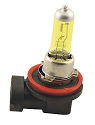 2PCS Carking™ KOBO H8/H11 550LM 3000K Yellow Light Car Halogen Headlight(DC 12V)