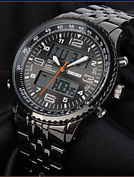SKMEI® High-grade Multifunction Dual time Digit Quartz Sports Military Watches
