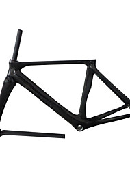 RB-NT218 UD Glossy Neasty Brand High Qulity 700C Full Carbon Fiber Frame and Fork Road bicycle frameset 50/53cm