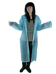 Outdoor Portable Adult Conjoined Raincoat