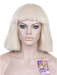 Fashion Short Bobo Yaki Wig ,Costume Wigs,Party Wigs Black & Blonde Avaialble