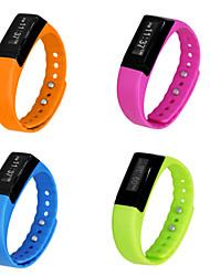 Bluetooth dos esportes saúde pulseira inteligente / odograph dispositivo wearable dormir monitoramento pulseiras impermeáveis